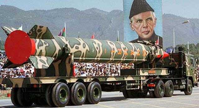 ایٹمی قوت پاکستان، قوم کی بیٹی پس زنداں