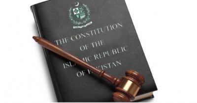 Pakistan Constitution