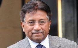 سپریم کورٹ کی پرویز مشرف کو وطن واپسی کیلیے آج دوپہر 2 بجے تک کی مہلت