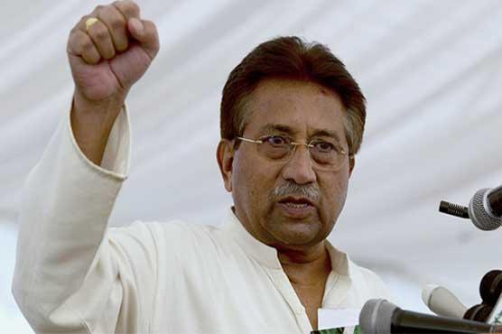 پاکستان واپسی کا شیڈول جلد طے کروں گا: پرویز مشرف