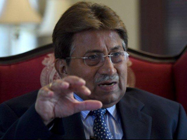 نام ای سی ایل میں تھا، ن لیگ حکومت نے باہر جانے کی اجازت دی، پرویز مشرف