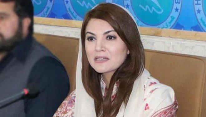 سیاسی مرتبے کے حصول کے لیے جنس کا استعمال کیا جاتا ہے، ریحام خان