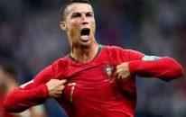 فٹبال ورلڈ کپ: رونالڈو کی ہیٹرک، سپین اور پرتگال کا میچ برابر