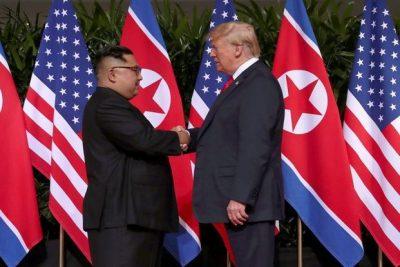 Trump - Kim Jong Meeting