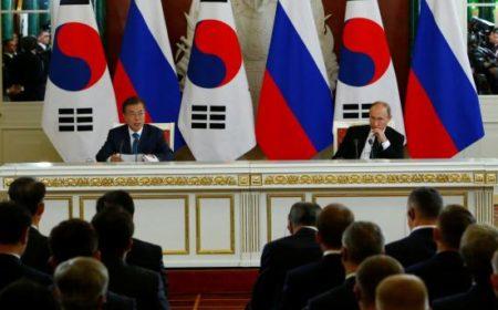 امریکہ اور شمالی کوریا کے درمیان ڈائیلاگ کا قیام خوش آئند ہے، روس و جنوبی کوریا