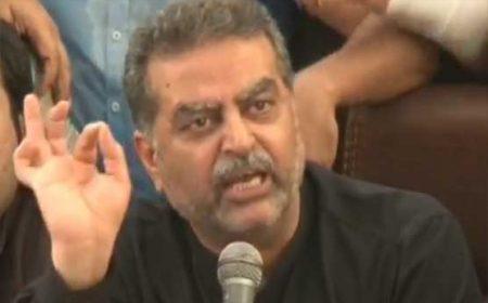 حمزہ شہباز لاہور تمہاری اور تمہارے باپ کی جاگیر نہیں، زعیم قادری