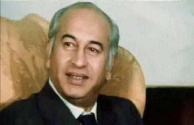 سندھ کی نسلی منافرت ذوالفقار علی بھٹو کا تحفہ ہے