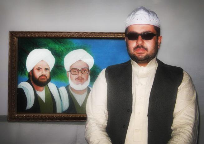 Dr. Ali Abbas at Badshahpur Shareef