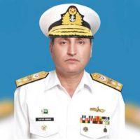 Admiral Zafar Mahmood Abbas