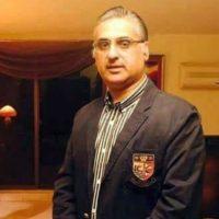 Barrister Haroon Bilour