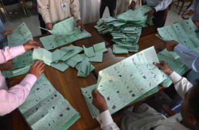 Elections Pakistan