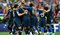 فٹبال ورلڈکپ 2018: فرانس عالمی چیمپیئن بن گیا