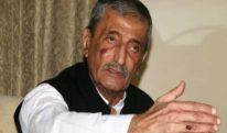 ہارون بلور پر حملے میں طالبان نہیں ہمارے اپنے ملوث ہیں، غلام احمد بلور