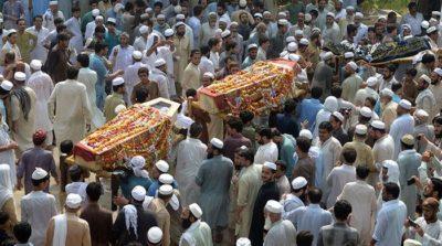 Haroon Bilour - Funeral Prayer