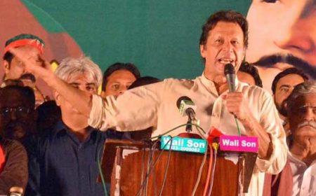 """عمران خان نے میثاقِ جمہوریت کو """"کرپشن چارٹر"""" قرار دیدیا"""