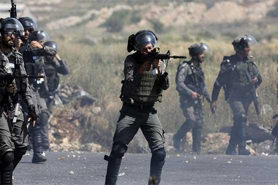 اسرائیلی فوج کی نہتے فلسطینیوں پر فائرنگ، ایک شہید اور تین زخمی