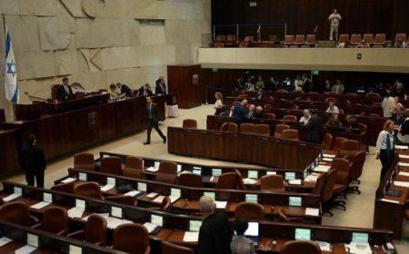 """اسرائیل""""یہودیوں کی قومی ریاست قرار""""پارلیمان نےمتفقہ فیصلے کی منظوری دے دی"""
