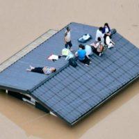 Japan Stormy Rain