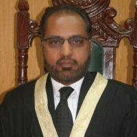 Justice Shaukat Aziz Siddiqui