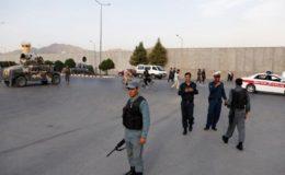 کابل میں خودکش حملہ، 7 افراد ہلاک اور 15 زخمی