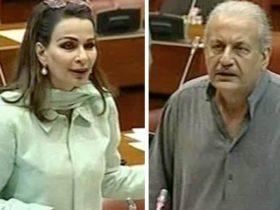 سینیٹ : پی پی رہنماؤں کی الیکشن کمیشن، نگران حکومت پر کڑی تنقید، الیکشن پر سوالات