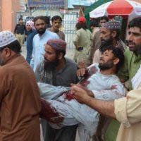 Suicide Blast in Mastung