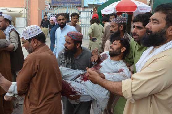 پاکستان میں جمہورت پر خودکش حملے