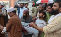مستونگ میں خودکش دھماکا، بی اے پی امیدوار سراج رئیسانی سمیت 85 افراد شہید